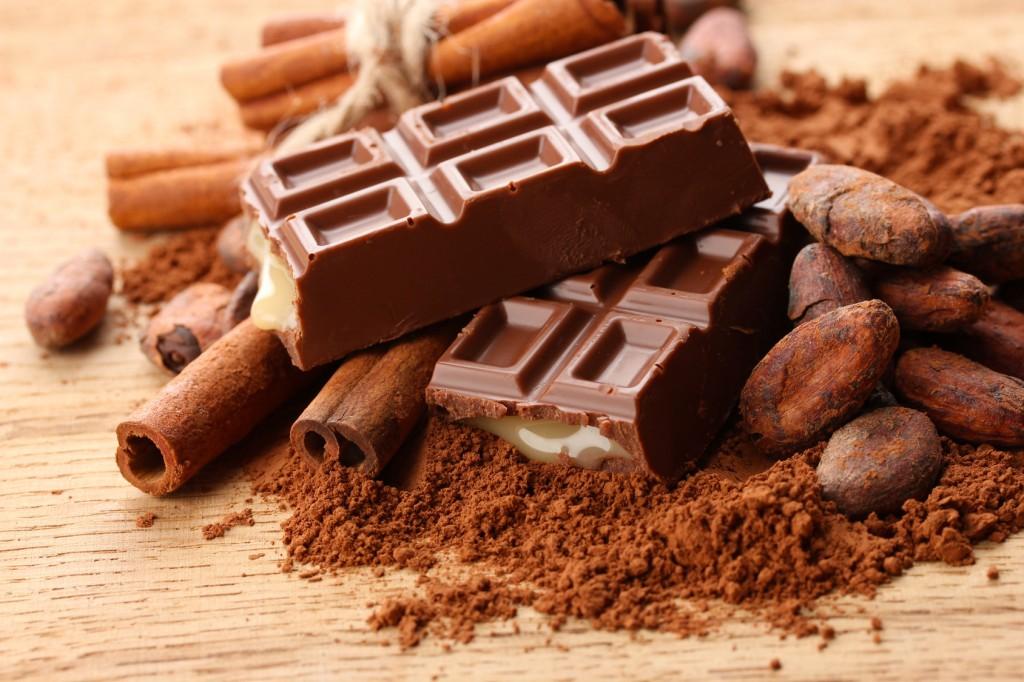 benefici del cioccolato