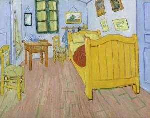 camera di Arles Vincent Van Gogh