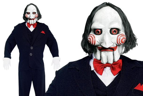 carnevale Makeup dei personaggi del cinema saw