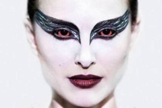 Makeup dei personaggi del cinema cigno nero