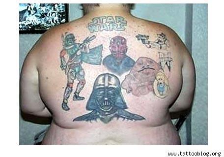 tatuaggi più brutti film