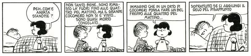 Peanuts e il Grande Cocomero