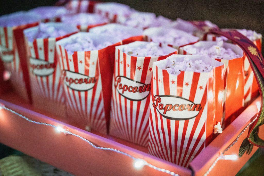 decorazioni per le feste hollywood