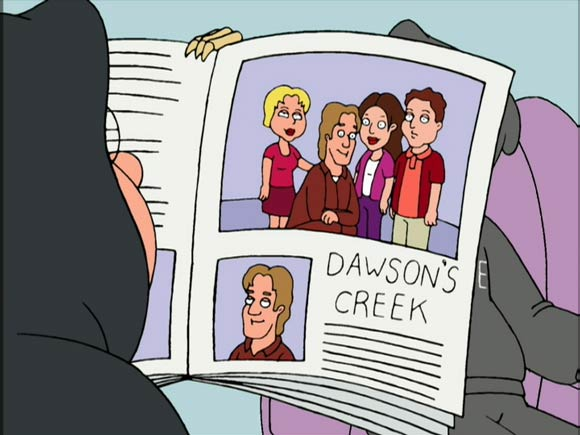 dawson creek griffin