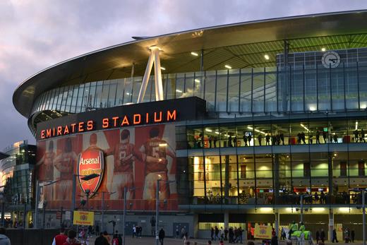 emirates top 5 stadi