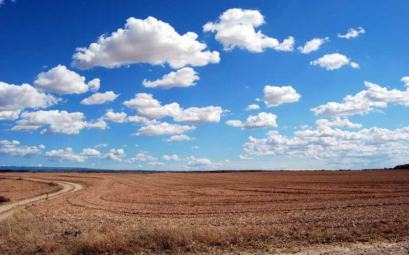 field-clouds-sky-earth