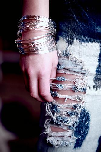 modificare vestiti jeans