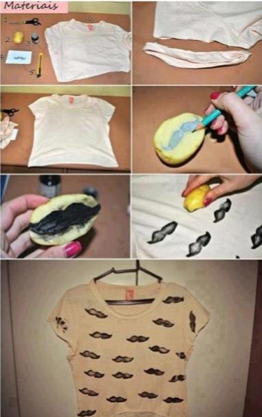 modificare vestiti timbri