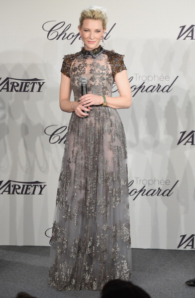 Chopard Trophy: Red Carpet Arrivals - The 67th Annual Cannes Film Festival