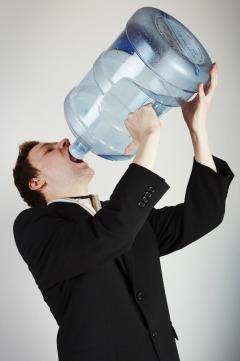 eliminare la cellulite acqua