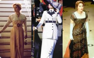 titanic vestiti più belli nella storia del cinema