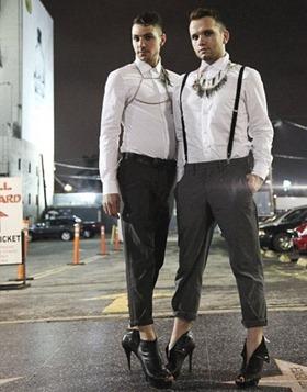 stranezze fashion