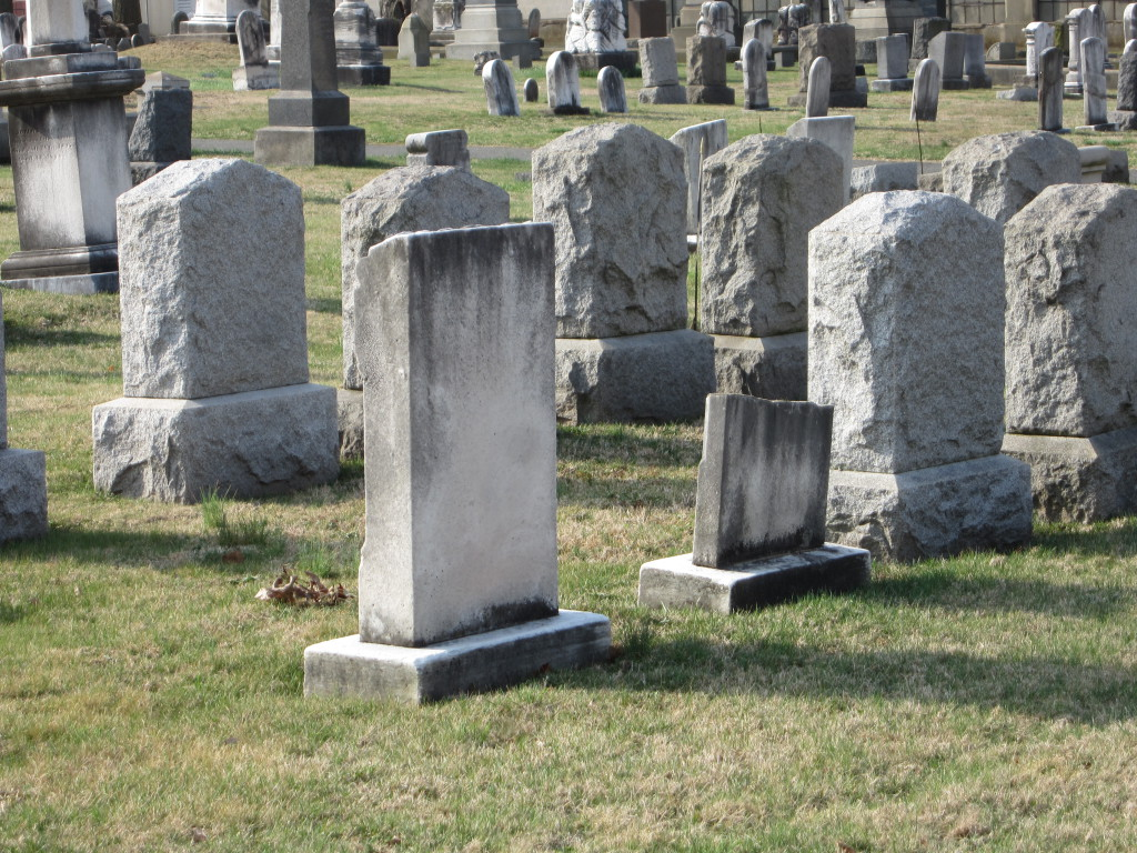 hobby trovare tombe vip al cimitero