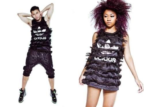 Ladies Fashion Sportswear