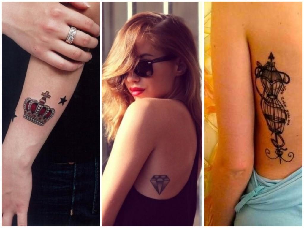 tatuaggi più alla moda corona