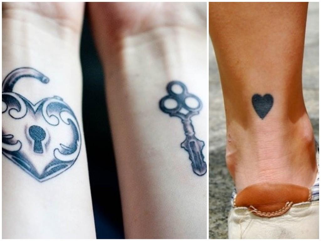 tatuaggi più alla moda caviglia
