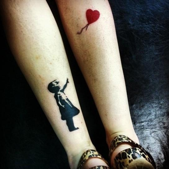 tatuaggio palloncino - TATUAGGI CULTurali