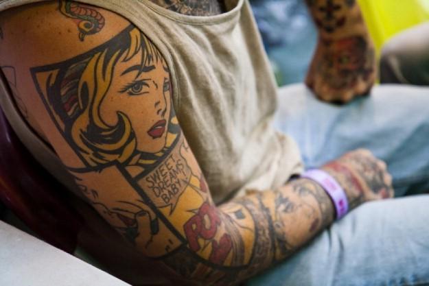 Très Tatuaggi CULTurali: arte impressa per sempre sulla pelle | i-Cult! SB88