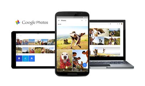 google photo IO