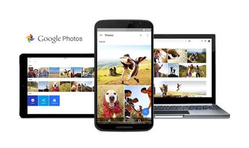 google photo IO