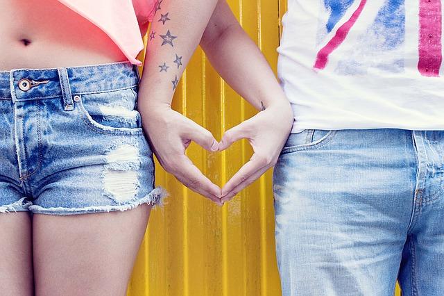 tatuaggio coppia san valentino