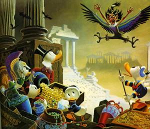 harpies-ducks