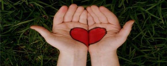 intimità di coppia cuore