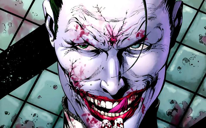 joker tony daniel