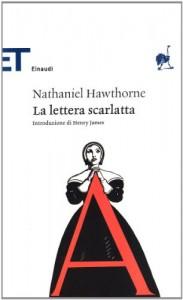 lettera scarlatta book therapy