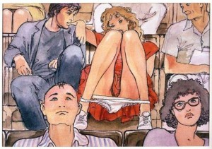 letteratura erotica usa