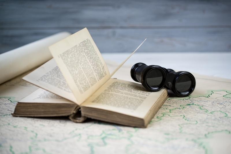 libri da viaggio caratteristiche