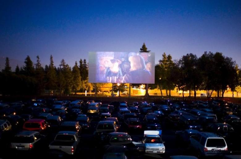 cinema all'aperto Napoli