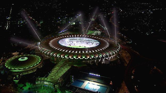 maracana top 5 stadi
