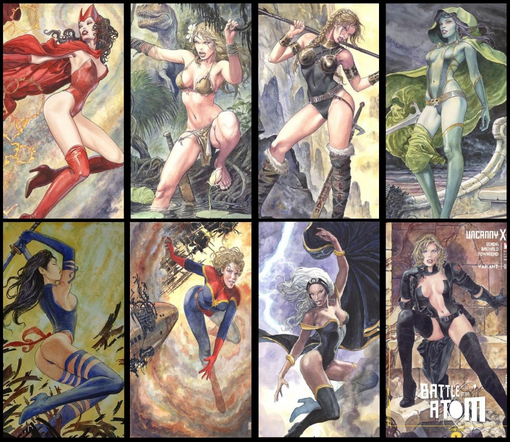 donne nei fumetti