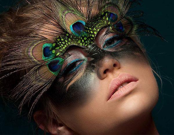 make up come forma d'arte