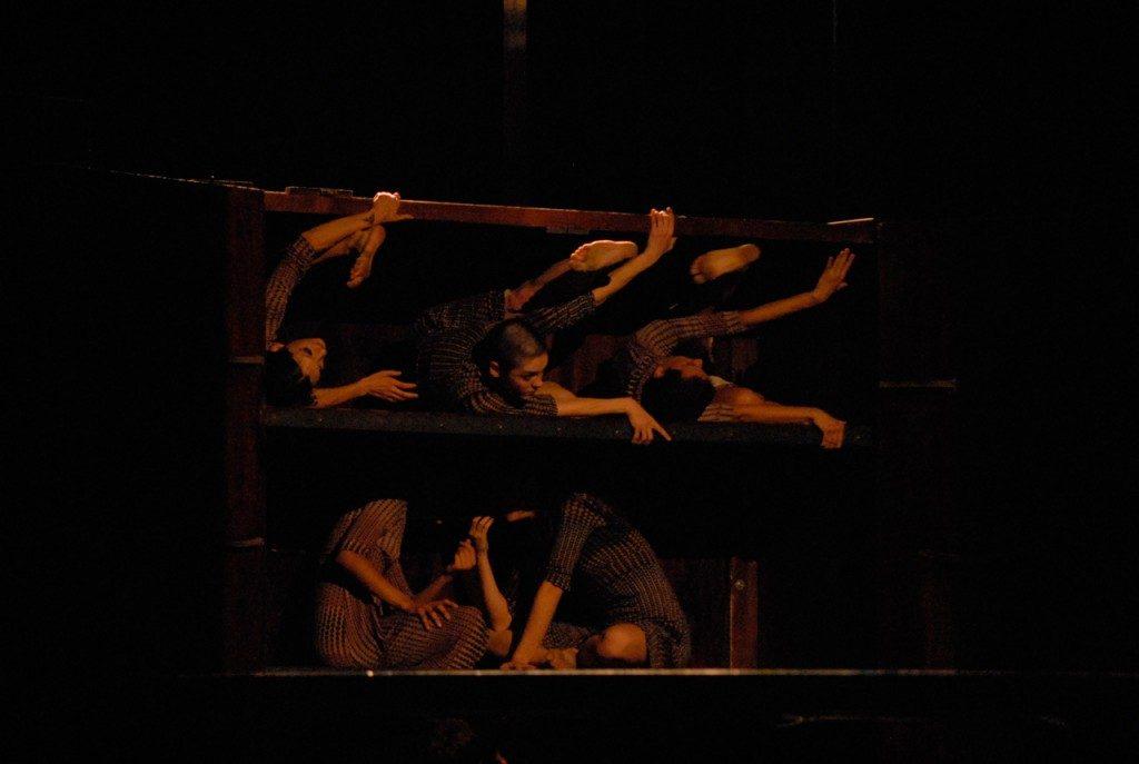 carmina burana balletto