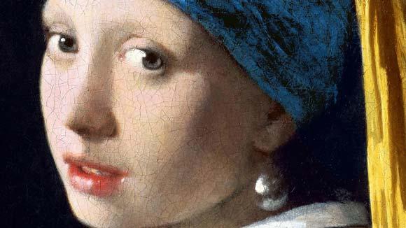 ragazza con il turbante