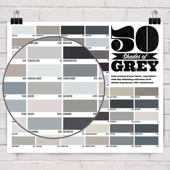 real 50 shades of grey