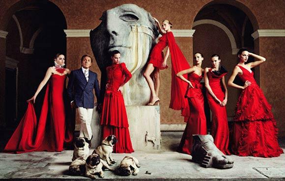 abito rosso significato