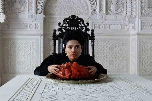 salma hayek racconto dei racconti