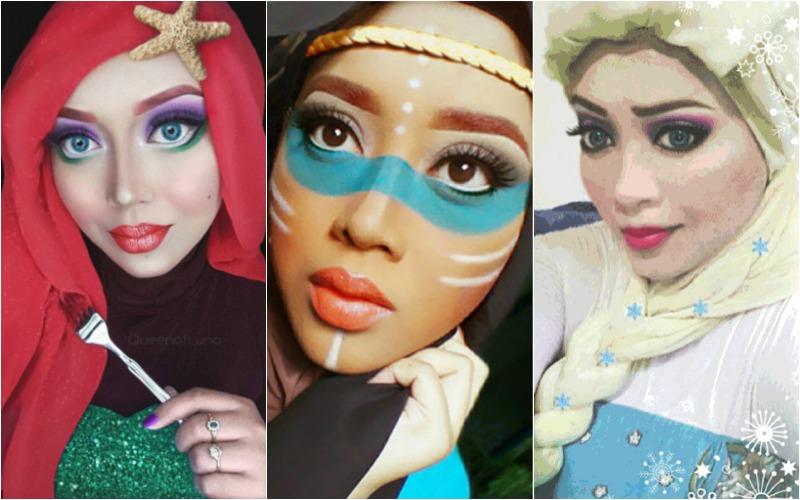 sarawasati disney makeup