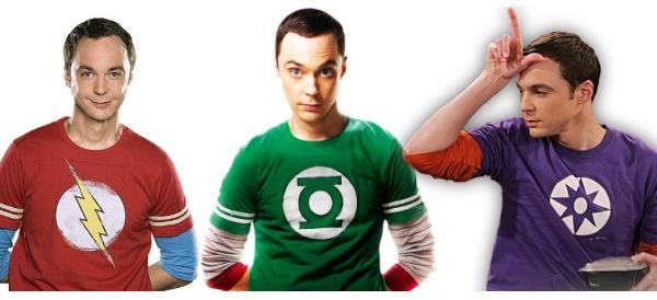 sheldon cooper look