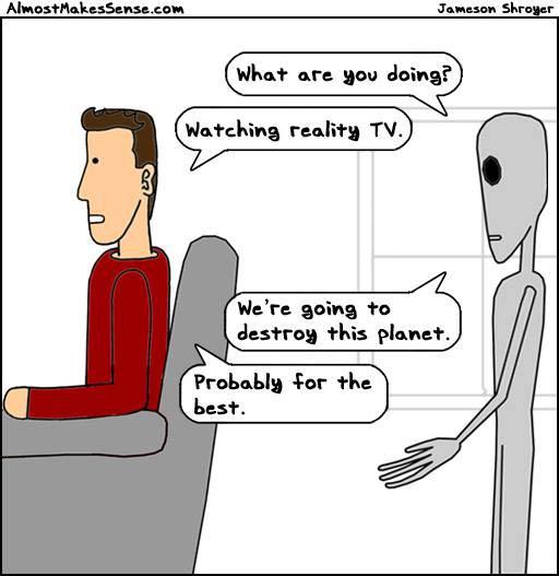 strip reality tv