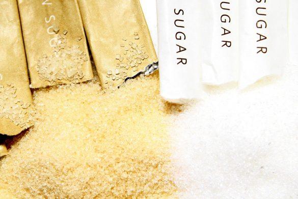 alternative allo zucchero bianco come quello di canna
