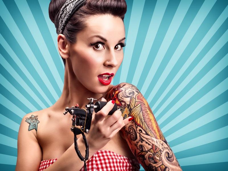 tatuaggi più alla moda