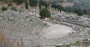 teatro e tempio di Apollo