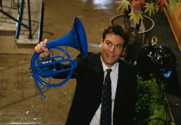 ted mosby amore maturo