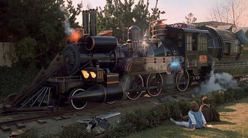 treno ritorno a futuro