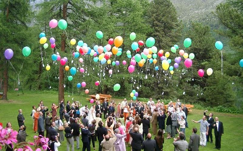party favoloso location