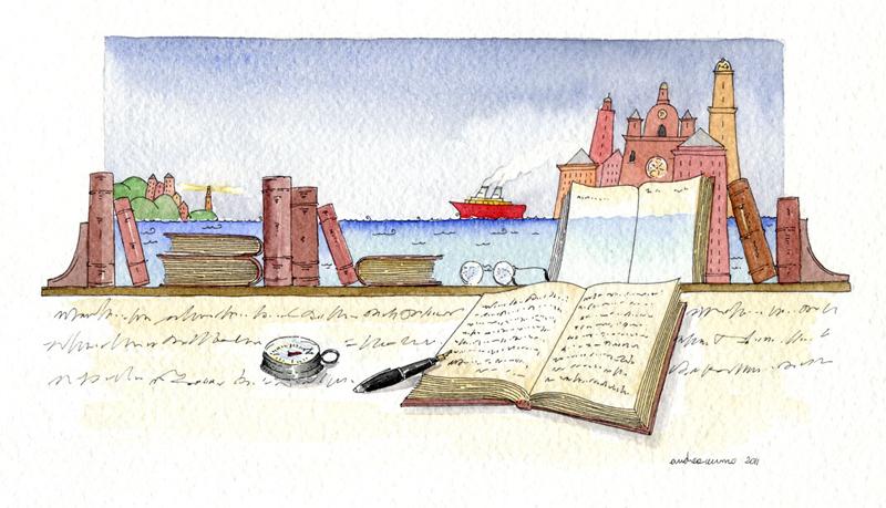 libri da viaggio mare